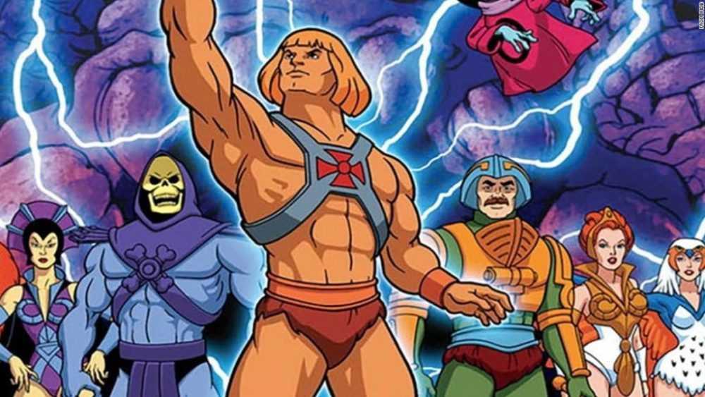 He-Man Anime Series