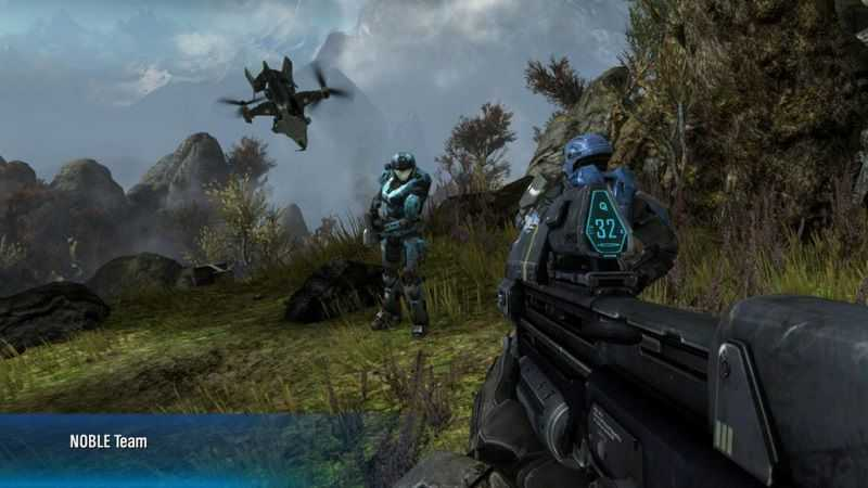 HALO REACH REVIEW