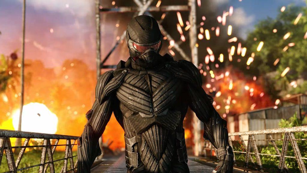 Crysis Remastered '8K Tech' trailer