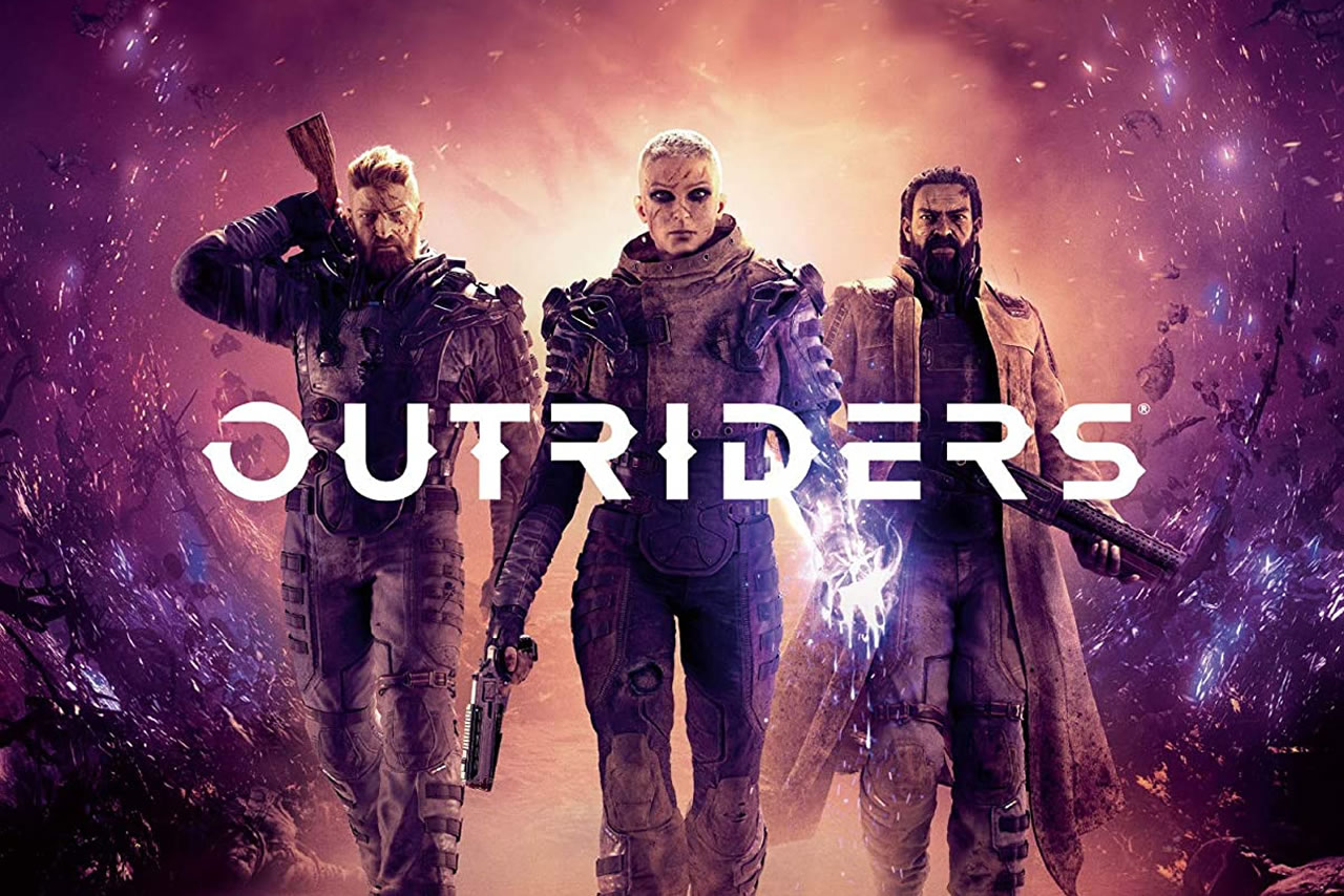 Outriders Demo Update 1.04 on February 27th