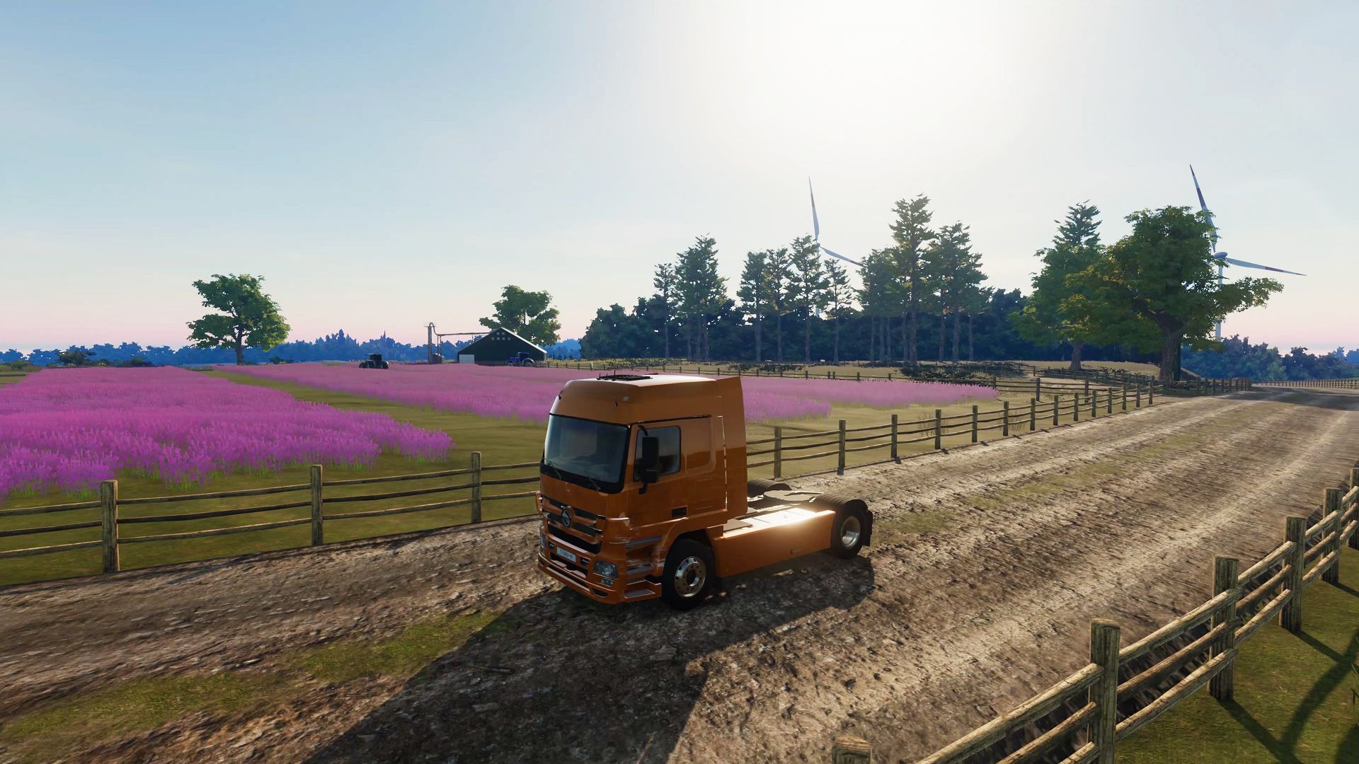 Truck Driver delivers free DLC in new releases update v1.27 on Nintendo Switch